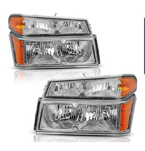 Headlight Assemblies Brand New ! 04 thru 12 Colorado or Canyon for Sale in Lebanon, PA