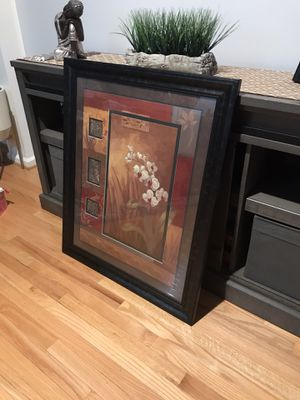 Oriental picture frame for Sale in Bristow, VA