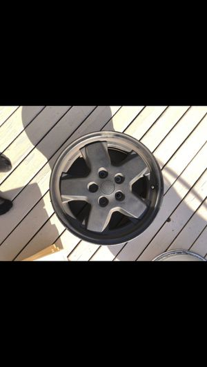 "Jeep wheels 16"" by7"" for Sale in Tacoma, WA"