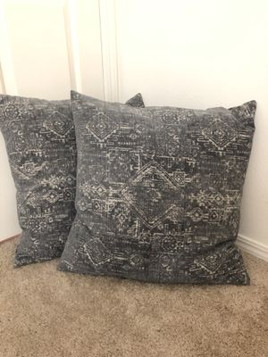 Luxury Decorative Pillows for Sale in Issaquah, WA