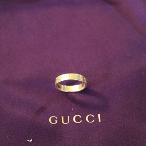 GUCCI Icon Ring 18k Yellow Gold for Sale in Long Beach, CA