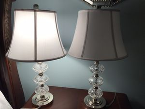 Pair of Lamps for Sale in Hinsdale, IL
