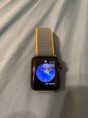 Apple Watch series 3 38mm for Sale in Hemet, CA