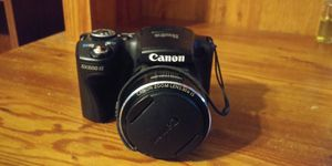 Canon PowerShot SX500 IS Camera for Sale in East Hartford, CT