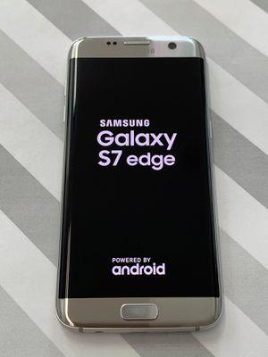Samsung galaxy S7 edge 32gb unlocked for Sale in Boston, MA