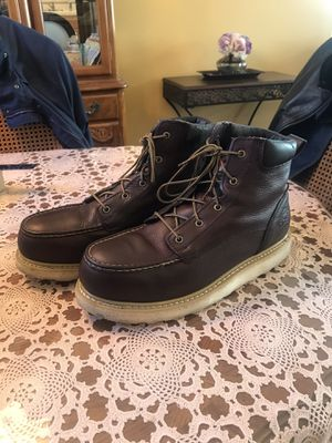 Red Wing Irish Setter Saftey Toe boots 12EE for Sale in Corona, CA