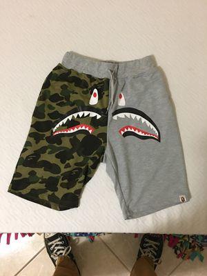 Bape shorts for Sale in La Porte, TX