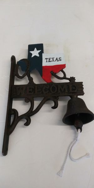 New Cast Iron Dinner Bell for Sale in Lancaster, TX