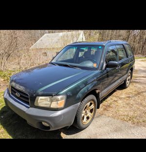 Subaru Forester 2003 for Sale in Union, CT