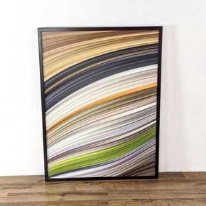 Framed Color Streak Art Print (1038229) for Sale in South San Francisco, CA