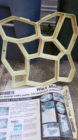 Quikrete Walk Maker for Sale in Graham, WA