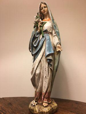"Mother Mary 12"" Decorative Statue for Sale in Atlanta, GA"