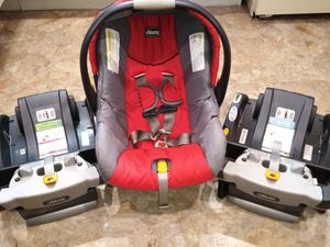 Chicco Keyfit 30 Set for Sale in Tulsa, OK