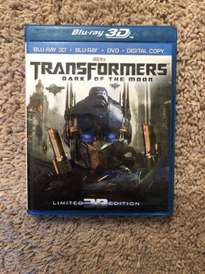 Transformers: Dark of the Moon for Sale in Tampa, FL