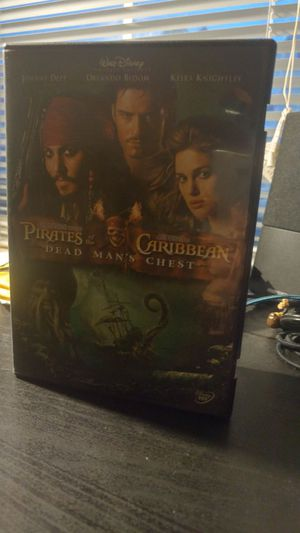 Pirates of the Caribbean: Dead Man's Chest for Sale in San Francisco, CA