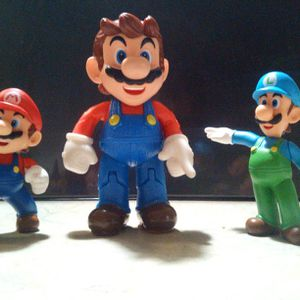 Super Mario And Luigi Set Of 3 - $20 for Sale in Tacoma, WA