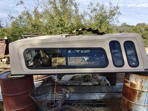 Camper shell for Sale in Coarsegold, CA