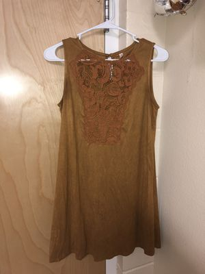 Gold Dress (M) for Sale in Tampa, FL