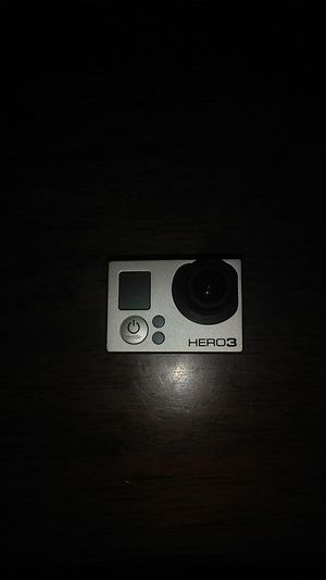 GoPro hero 3 black edition with tripod for Sale in Las Vegas, NV