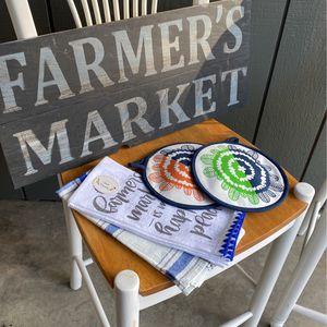 Farmers Market Bundle for Sale in Edgewood, WA