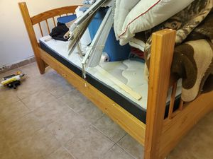 Twin bed with under dresser for Sale in Evergreen, CO