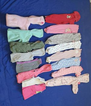 Warm cute winter clothes for baby girl for Sale in Lockport, NY
