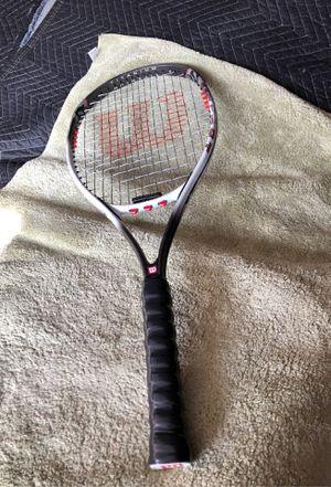 Wilson impact titanium tennis racket for Sale in Corona, CA
