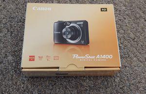 Canon Powershot A1400 16.0 Mp Digital Camera for Sale in Burlington, NC
