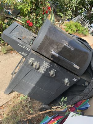 BBQ grill propane for Sale in San Diego, CA