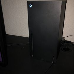 Xbox Series X With Two Controllers - Headset And Games for Sale in Aurora,  OR