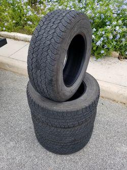 "17"" Tires for Sale in San Antonio,  TX"