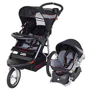 Baby Trends Travel System ( Stroller, Car seat&base) for Sale in Snellville, GA
