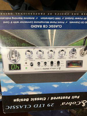 2 brand new cobra cb radios for Sale in La Habra, CA