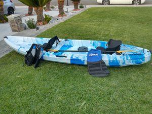 Ocean tándem kayak for Sale in Riverside, CA
