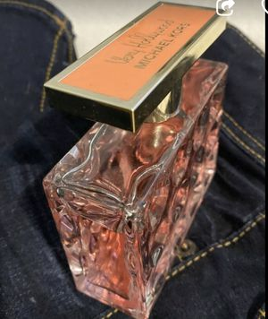 Micheal kors Perfume new in box 3.4 oz I offer shipping get it before Christmas for Sale in West Palm Beach, FL