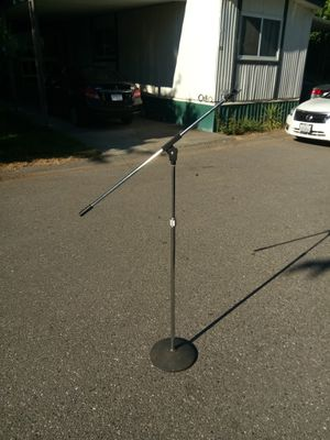 DJ Mic Stand & Extension Arm for Sale in Orland, CA