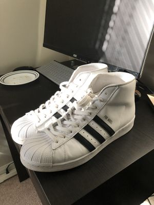Adidas Pro Model Size 10 1/2 for Sale in Silver Spring, MD