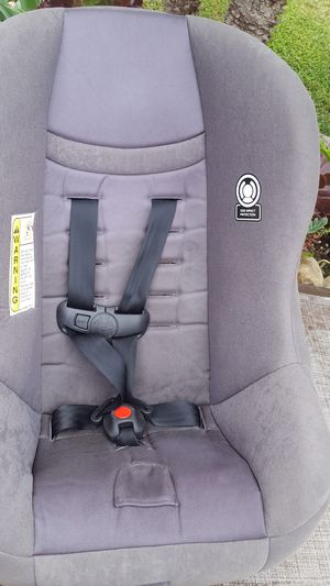 Car seat like new, Great condition,clean dark grey for Sale in Norco, CA