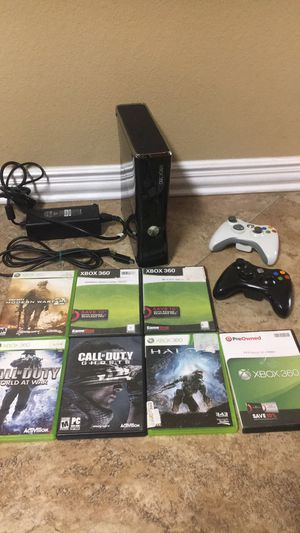 Xbox 360 game system for Sale in Burleson, TX