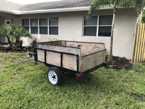 Utility trailer for Sale in LAUD LAKES, FL