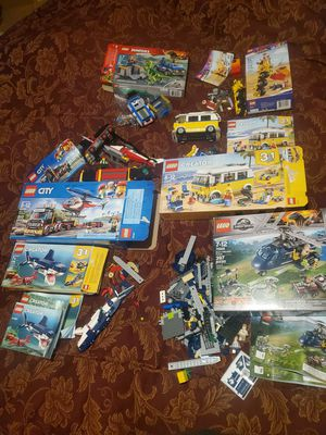 Lego lot for Sale in Chicopee, MA