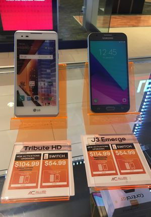 Get either of these phones FREE when u switch to Boost Mobile ! for Sale in Harrisonburg, VA