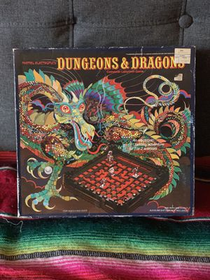 """1980 Dungeons & Dragons """"Computer Labyrinth Game"""" for Sale in Denver, CO"""