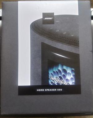 Bose Home Speaker 500 - New in the box for Sale in Lodi, CA