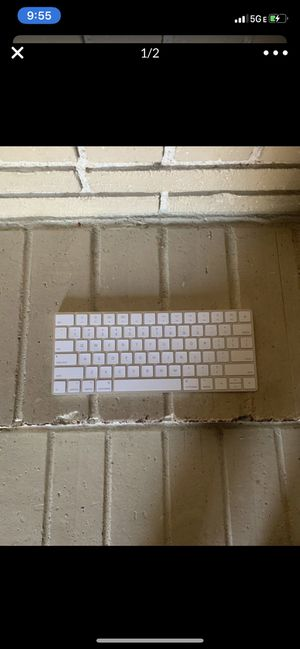 Apple magic keyboard 20% off new for Sale in South Gate, CA