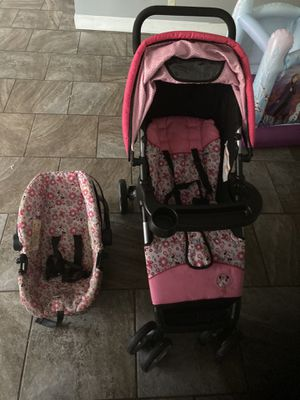 2 in 1 stroller and car seat for Sale in Joplin, MO