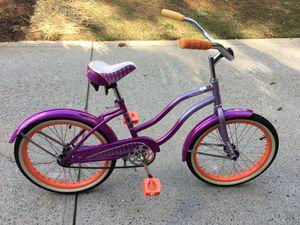 """Huffy 20"""" Girl's Cranbrook Cruiser Bike for Sale in Alpharetta, GA"""