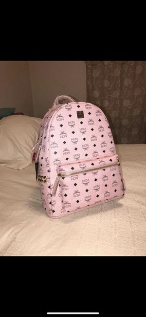 Light pink MCM Backpack for Sale in Elk Grove Village, IL