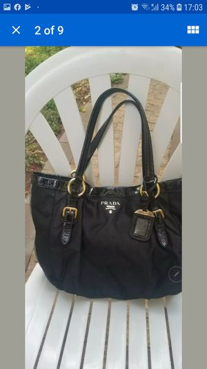 Prada Nylon Tote Bag large for Sale in Clarksville, TN