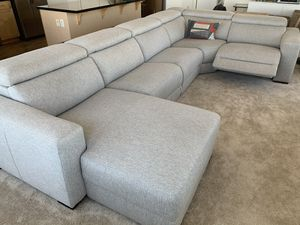 Sectional Sofa with 2 Power Recliners for Sale in San Francisco, CA